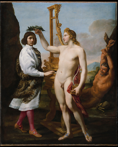 Apollo Crowning Marcantonio Pasqualini with Laurel